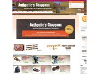 authentics-chapeaux.com