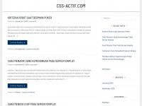 css-actif.com