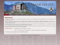 Cabanedesdix.ch
