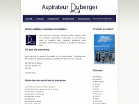 aspirateurduberger.com
