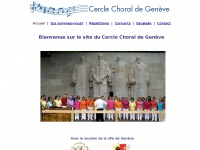 Cerclechoral.ch