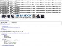Mfpassion.net