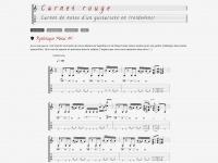 Carnetrouge.com