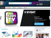Apps TV - Top des applis Android, iPhone, iPad et Windows Phone