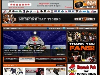 tigershockey.com