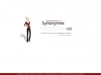 dictionnaire-synonymes.com