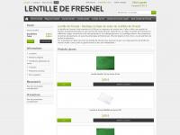lentille-de-fresnel.com