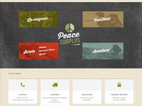 peace-surplus.com