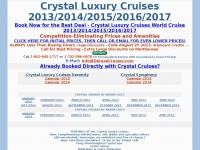 crystal-luxury-cruises.com