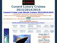 cunard-luxury-cruises.com