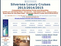 silversea-luxury-cruises.com