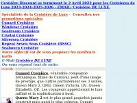 Croisiere-de-luxe.net
