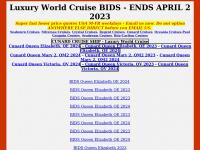 cruisebids.com