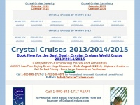 justcrystalcruises.com