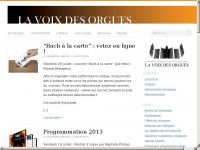 Lavoixdesorgues.org