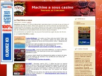 Casino-machineasous.be