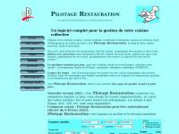 pilotage-restauration.com