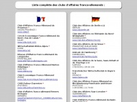 Clubs-des-affaires.org