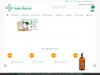 pharmaciesaintmartin.fr