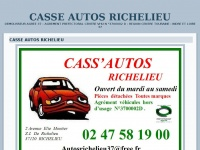 Casseautosrichelieu.free.fr