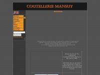 Coutelleriemansuy.fr