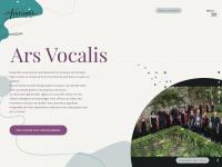 Arsvocalis.fr
