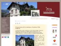 Chateaumercier-residence.ch