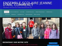 Institution jeanne d'arc commercy