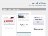 actupolitique.net