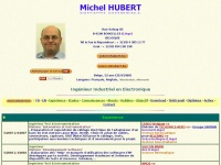 mhubert.be - Michel HUBERT - CV en Francais - ingenieur industriel en electronique - CV in English - industrial engineer in electronics