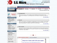 sgmicro.fr Thumbnail