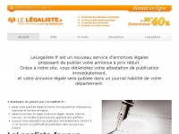 lelegaliste.fr