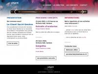 Chantsacre.ch
