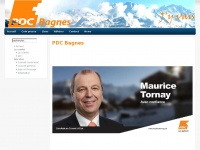 Pdc-bagnes.ch