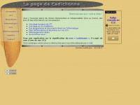 Cadichonne.net