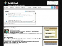 World Of Craft - Serveur Minecraft FreeBuild et PvP !