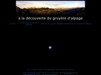 Gruyere-alpage.ch