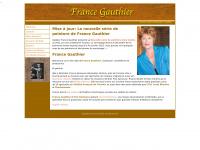 francegauthier.com