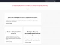 lecarnetdemadrid.com
