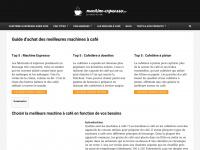 machine-expresso.net