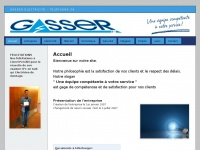 gasser-electricite.ch