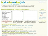 Guide-vols-low-cost.fr