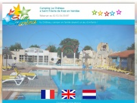 camping-chateauvieux.com