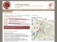 Certification-voltaire.ch