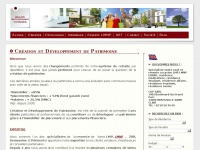 creation-developpement-patrimoine.com