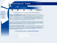 Centaure-trad.com