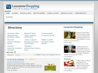 lausanneshopping.com