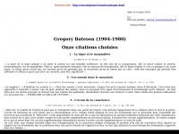 la page de Vincent Planel