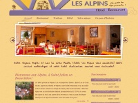 hotel-les-alpins.fr