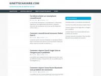 ginettechavarie.com